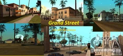 Grand Street для GTA San Andreas
