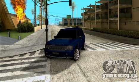 ENBSeries by HunterBoobs v1.2 для GTA San Andreas пятый скриншот