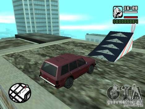 Автомобильный Салон для GTA San Andreas седьмой скриншот