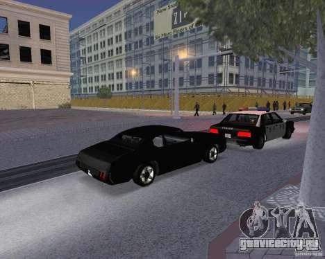 Новые текстуры машин для GTA San Andreas третий скриншот