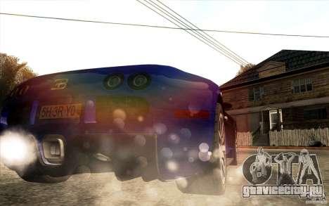 Lensflare для GTA San Andreas шестой скриншот