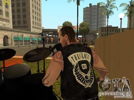 Сектор Газа для GTA San Andreas четвёртый скриншот