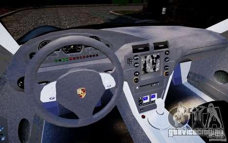 Porsche 911 Turbo S для GTA 4 вид сбоку