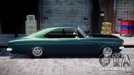 Chevrolet Opala 1979 v1.0 [BETA] для GTA 4 вид сзади