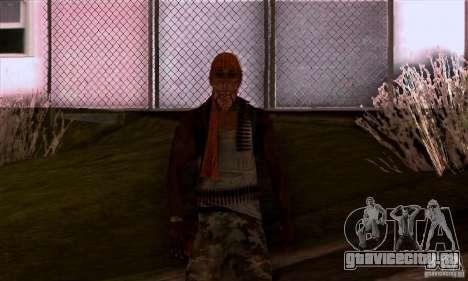 Пират для GTA San Andreas пятый скриншот
