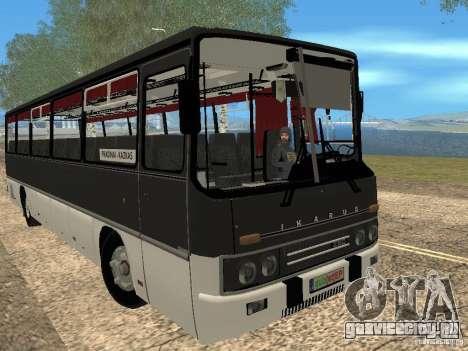 Ikarus Z50 для GTA San Andreas вид сзади слева