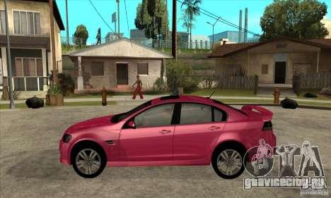 Chevrolet Lumina SS для GTA San Andreas вид слева