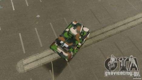 Bundeswehr-Panzer для GTA San Andreas