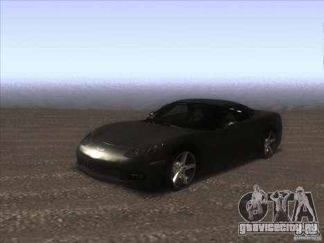 Enb из GTA IV для GTA San Andreas третий скриншот