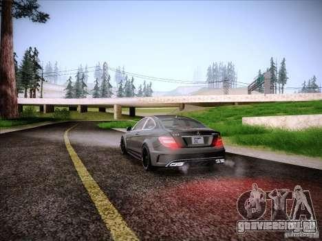 Improved Vehicle Lights Mod для GTA San Andreas четвёртый скриншот