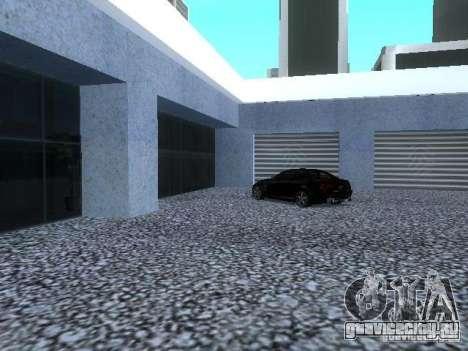 Автосалон BMW в Сан Фиеро для GTA San Andreas второй скриншот