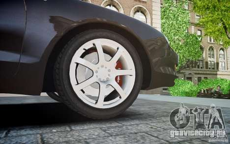 Toyota Celica GT-FOUR для GTA 4 салон