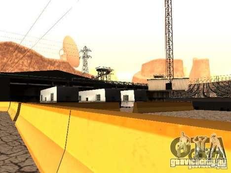 Prison Mod для GTA San Andreas шестой скриншот