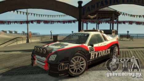 Ford RS200 Evolution Rallycross для GTA 4