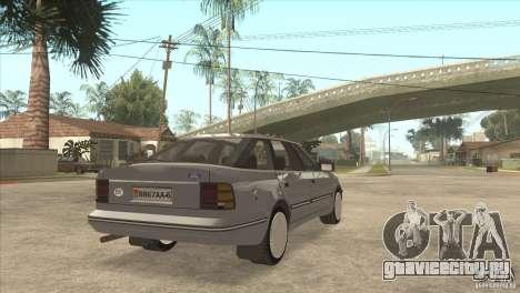 Ford Scorpio для GTA San Andreas вид слева