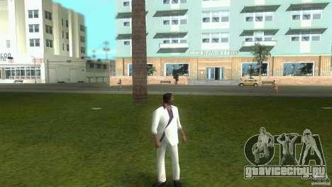 Смена скина игрока для GTA Vice City второй скриншот