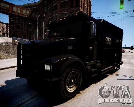 Russian Enforcer для GTA 4