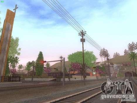 Spring Season v2 для GTA San Andreas