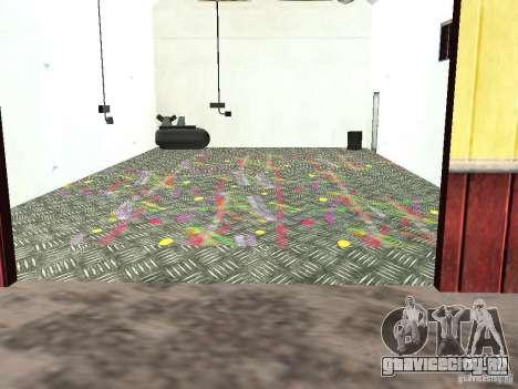 Новый покрасочный гараж в Dillimore для GTA San Andreas второй скриншот