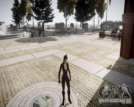 Catwoman v2.0 для GTA 4 четвёртый скриншот