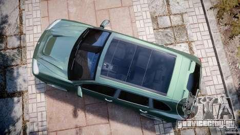 Porsche Cayenne Turbo S 2009 Tuning для GTA 4 вид справа
