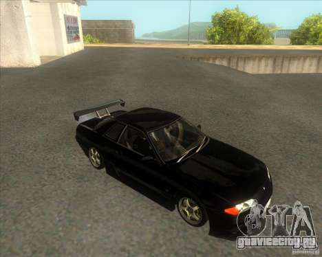 Nissan Skyline R32 GTS-T type-M для GTA San Andreas вид справа