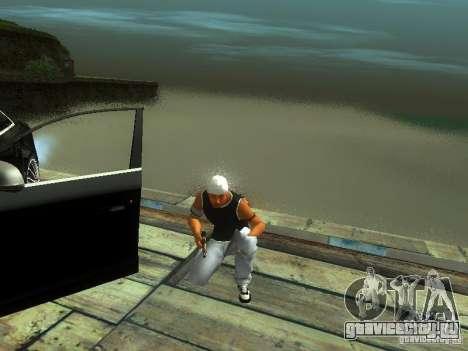 Пацан в FBI 2 для GTA San Andreas четвёртый скриншот