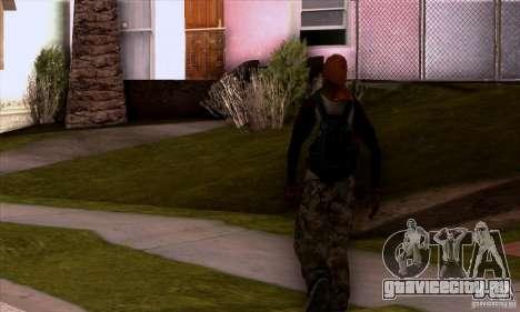 Пират для GTA San Andreas третий скриншот