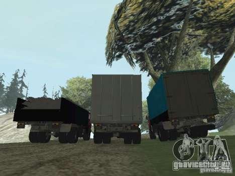 КамАЗ 5325 для GTA San Andreas