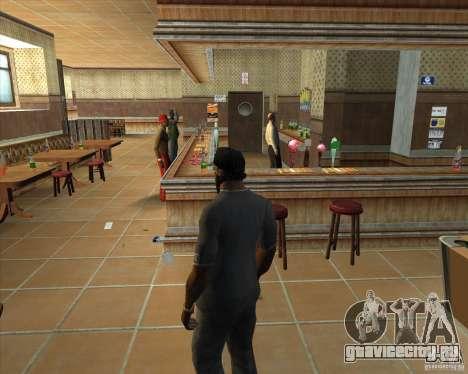 Salierys Bar для GTA San Andreas восьмой скриншот