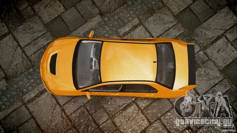 Mitsubishi Lancer Evolution VIII для GTA 4 салон