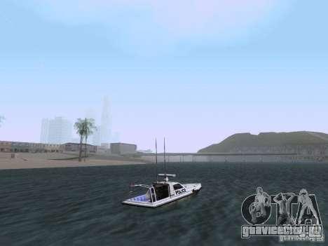 NEW Predator для GTA San Andreas вид справа