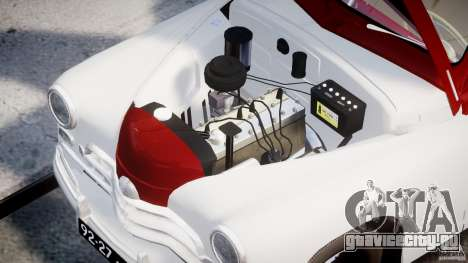 ГАЗ М20В Победа v.1.0 для GTA 4 вид справа