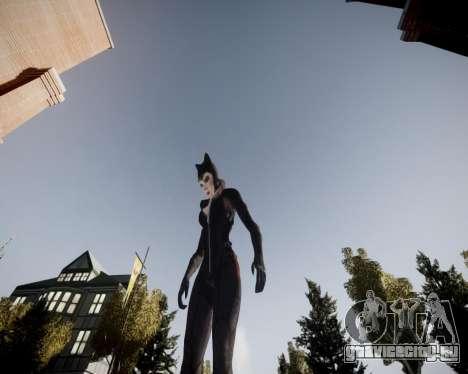 Catwoman v2.0 для GTA 4 пятый скриншот