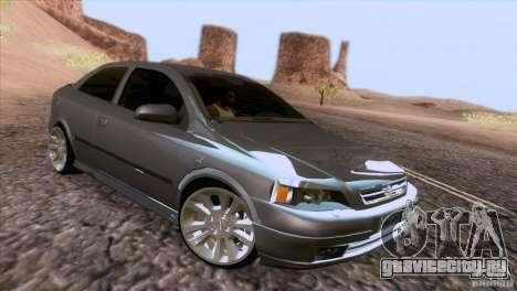 Opel Astra G 2.0 1.6V для GTA San Andreas