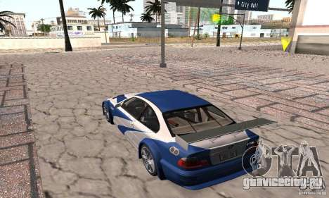 New Groove by hanan2106 для GTA San Andreas седьмой скриншот