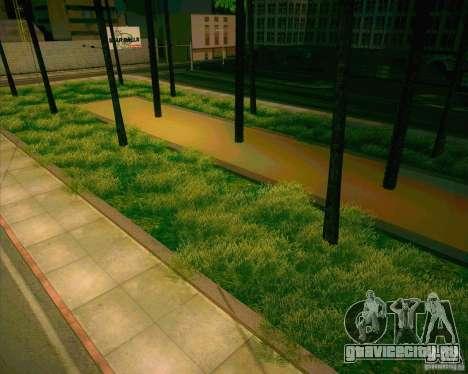 Новые текстуры All Saints General Hospital для GTA San Andreas третий скриншот