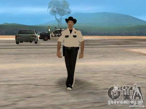 Cops skinpack для GTA San Andreas