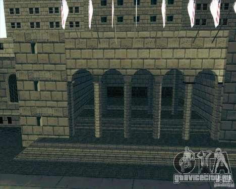 Los Santos City Hall для GTA San Andreas третий скриншот