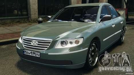 Hyundai Azera для GTA 4