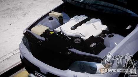 BMW X5 E53 v1.3 для GTA 4 вид изнутри