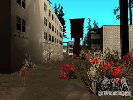 La Villa De La Noche v 1.0 для GTA San Andreas второй скриншот