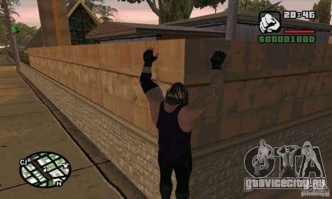 Гробовщик из Smackdown 2 для GTA San Andreas пятый скриншот
