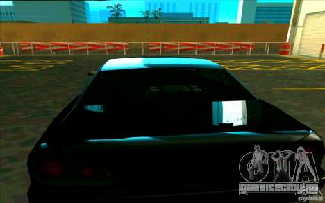 Качественный Enbseries для GTA San Andreas второй скриншот