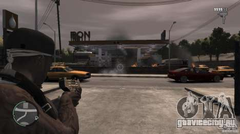 50 Cent для GTA 4 четвёртый скриншот
