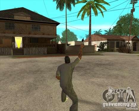 Gta IV weapon anims для GTA San Andreas