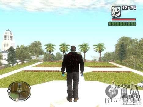 Niko Avatar для GTA San Andreas второй скриншот