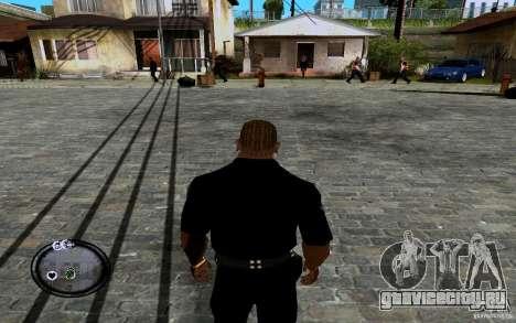 Новый CJ для GTA San Andreas третий скриншот