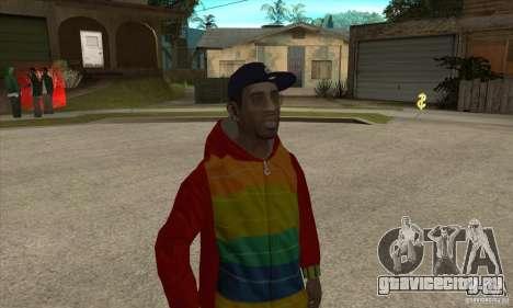 Райдер - Плейбой Х для GTA San Andreas