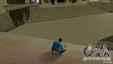 Новые текстуры клуба малибу для GTA Vice City второй скриншот